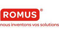 romus logo png